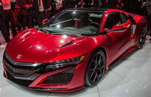 acura nsx 2016 release date auto sporty