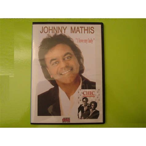 my johnny mathis i my by johnny mathis cd with quincy ref
