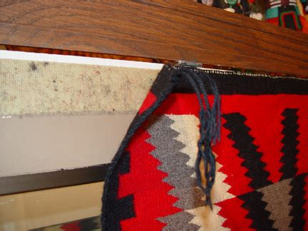 how to hang a navajo rug on the wall how to display navajo rugs
