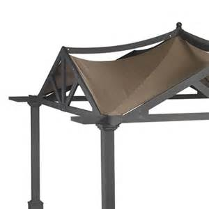 garden treasures replacement top for 8 ft x 8 ft gazebo pictures to pin on pinterest