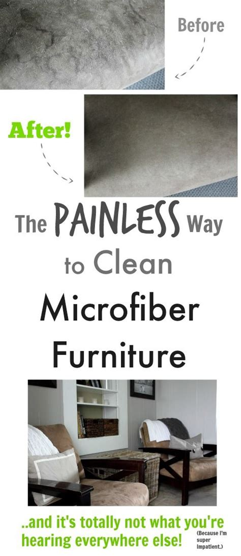 best way to clean a microfiber sofa best 25 cleaning microfiber sofa ideas on pinterest