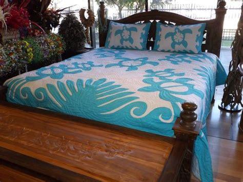 hawaiian pattern comforters koa bed with hawaiian honu quilt hawaiian