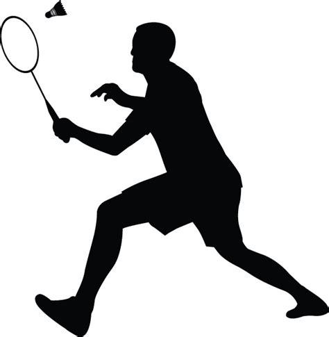 clipart badminton shuttle badminton clipart clipartsgram