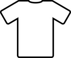T Shirt Outline by White T Shirt Clip At Clker Vector Clip Royalty Free Domain