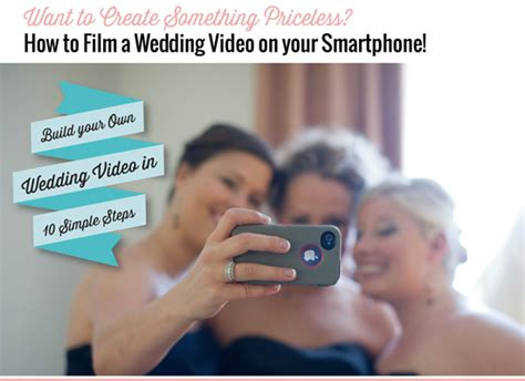 filmmaking secrets the easy way to foley your movie youtube how to film a wedding with your phone in 10 simple steps