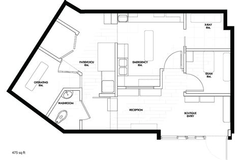 veterinary floor plans twin trees vet clinic custom homes remodels whistler