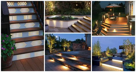 12 the best led light ideas for bringing enough light in the kitchen 12 outdoor romantic step lighting ideas for bringing light