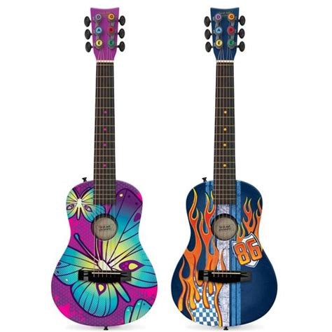 design guitar online first act discovery designer acoustic guitar assortment