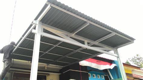 Jual Canopy Carport Baja Ringan Tangerang Harga Murah Kota