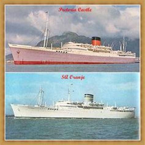 boat cruise pretoria union castle line pretoria castle edinburgh castle