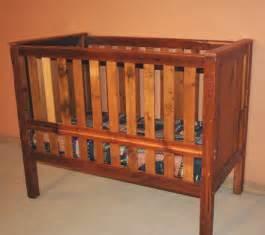 Barn Wood Crib by Rustic Baby Crib Plans Www Imgkid The Image Kid