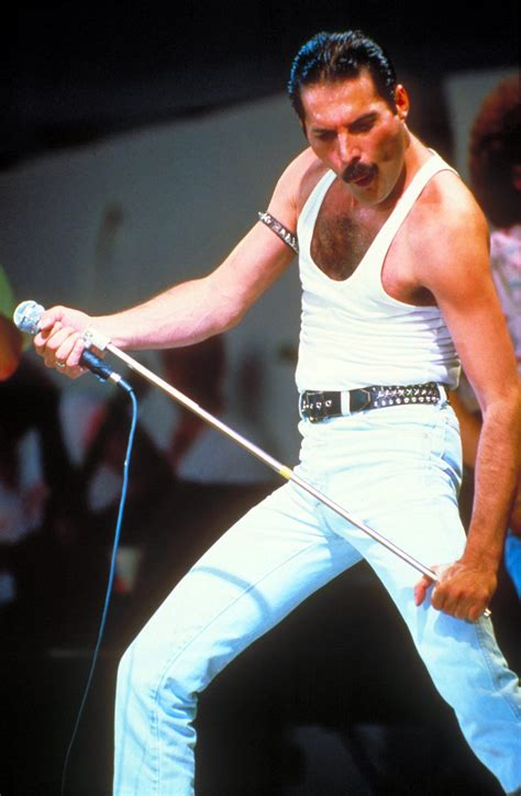 freddie � live aid queen photos