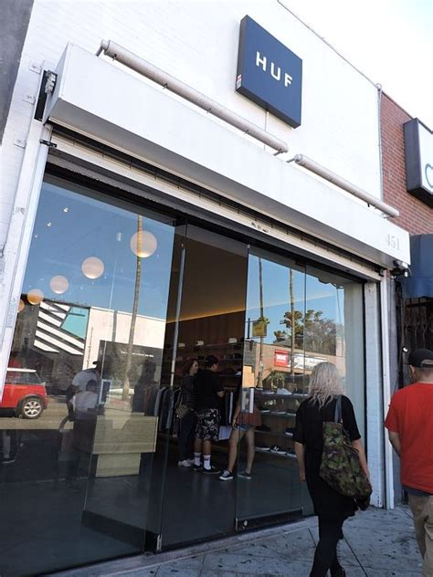 Hermans This Saturday At The Ave Store by Huf To Fairfax California Apparel News
