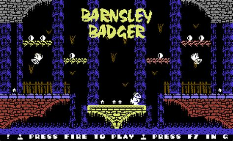 best c64 retro news barnsley badger could this be one of