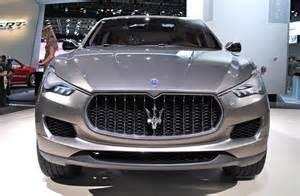 Maserati Levante Price Maserati Levante La Produzione Inizier 224 A Gennaio 2016