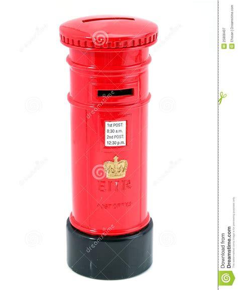 cassetta della posta inglese bo 238 te aux lettres anglaise photographie stock libre de