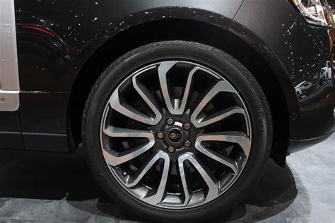 range rover autobiography rims range rover l autobiography alloy wheel indian autos blog