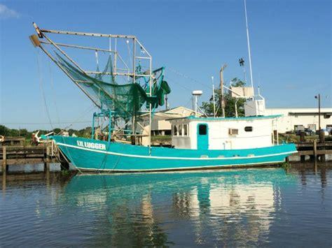 shrimp boat for sale louisiana sportsman 1992 shrimp boat trawler for sale in lafayette louisiana
