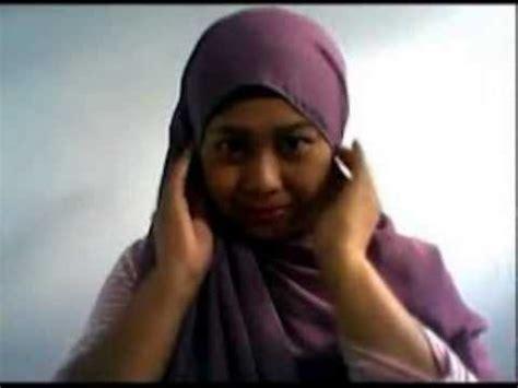Tutorial Jilbab Segi Tiga jilbab segi empat tutorial jilbab segi tiga ala
