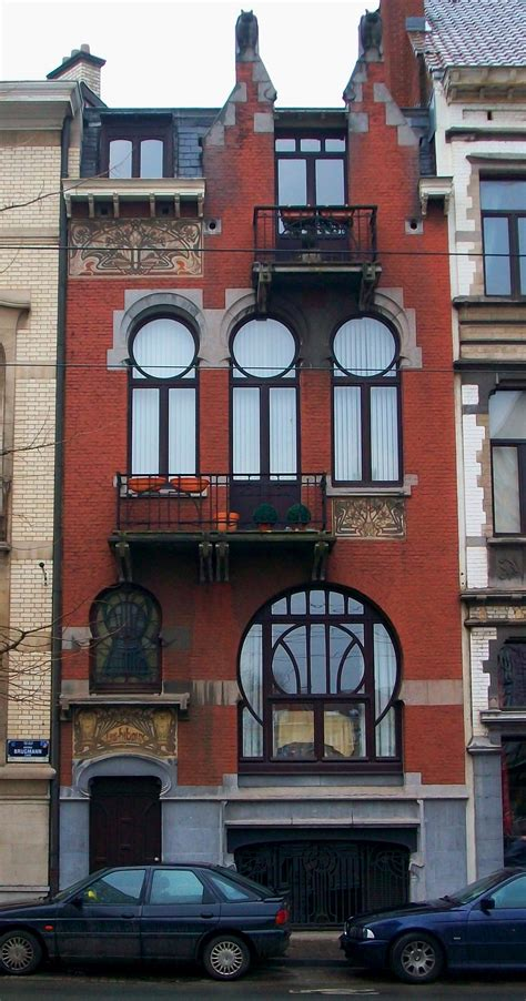 The Most Remarkable Art Nouveau Houses In Brussels