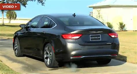The New 2015 Chrysler 200 by An In Depth Look At The New 2015 Chrysler 200 Mid