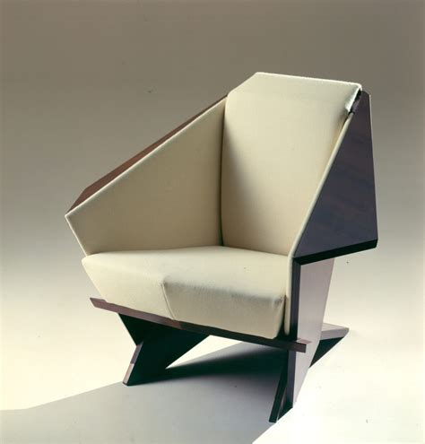 Origami Chair Frank Lloyd Wright - rediscovering wright the product designer metropolis