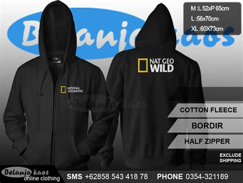 Kaos Of Steel Of Steel 03 jaket national geographic bordirnatgeo03 baju kaos