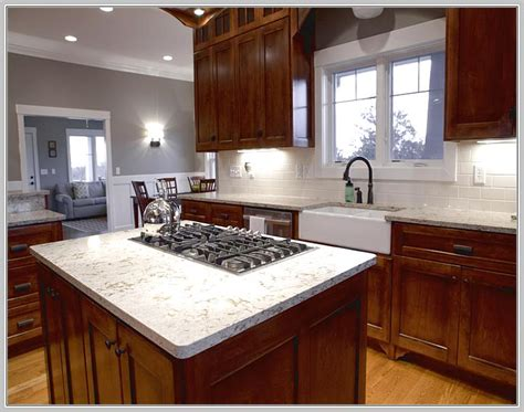 kitchen with stove in island kitchen island stove top remodel pinterest stove
