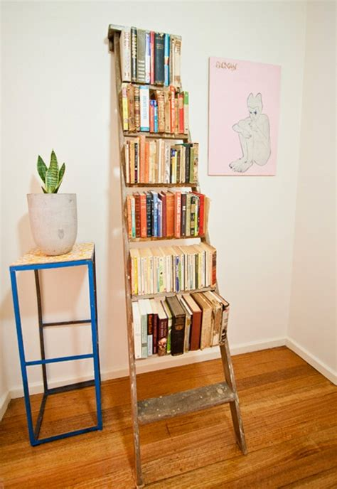 the many uses for ladders in home decor ldm la donna