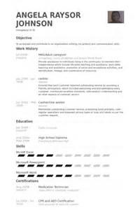 School Caretaker Cover Letter by Caregiver Resume Sles Visualcv Resume Sles Database