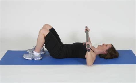 Chest Flys On Floor by 5 Effectual Chest Exercises Along With Their Benefits For