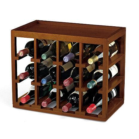 Stack And Rack Storage Cubes by 12 Bottle Cube Stack Wine Rack Wine Coolers