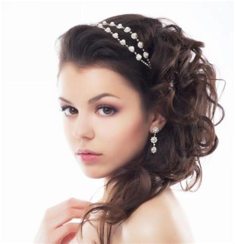down hairstyles with headbands wedding headbands the best choice for brides why