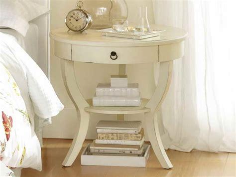 unique bedside tables miscellaneous unique design cream bedside table small