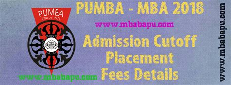 Pumba Executive Mba Admission 2017 by Top 10 Mba Colleges In Maharashtra Archives Mba Bapu