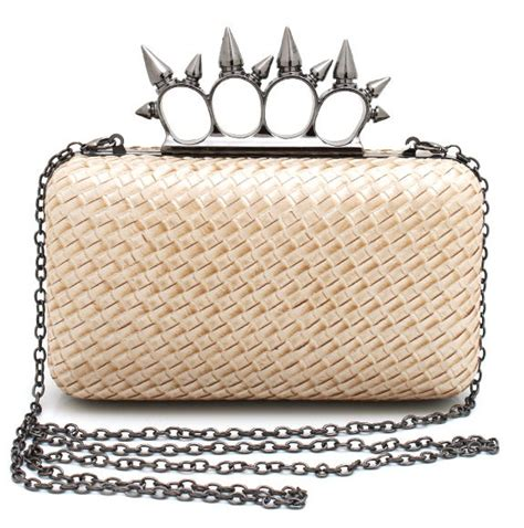 Rocker Chic Wylde Barolo Clutch by Accessory Friday A Badass Rock Chic Clutch An Unwritten