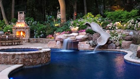 Landscape Design With Pool 28 Pool Landscape Designs Decorating Ideas Design
