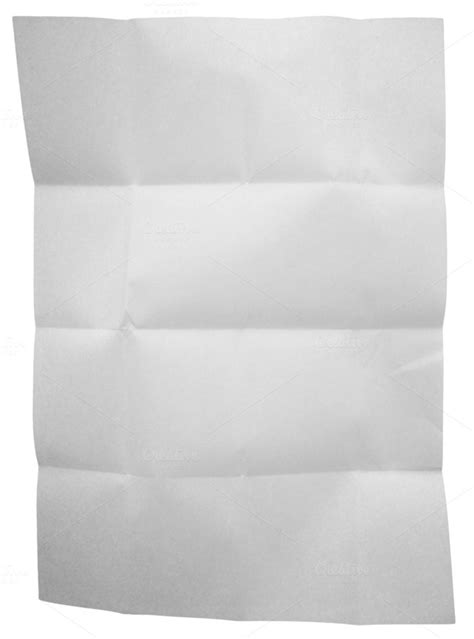 Folded Sheet Of Paper - white sheet of folded paper abstract photos on creative