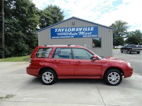 2006 subaru forester 2 5xt 2006 subaru forester 2 5 xt for sale savings from 4 992