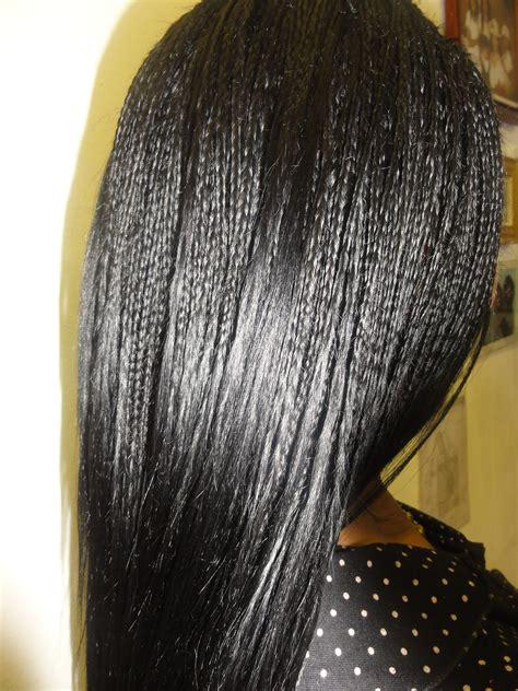 freestyle braids medium size micro braids worldofbraiding blog