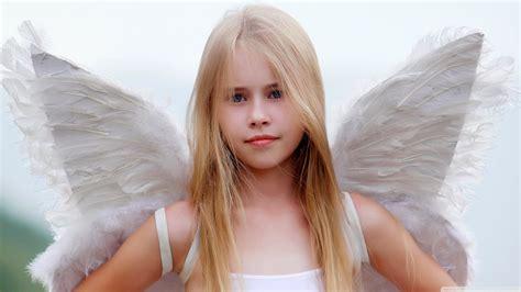 video angels underage blonde angel girl hannaf 4k hd desktop wallpaper for 4k