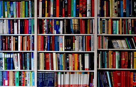 books in bookshelf flickr photo