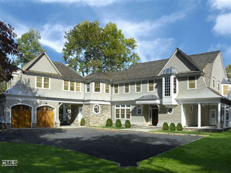 shingle style mansion in greenwich ct homes of