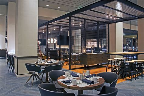 De Niros Restaurant Cheats Workers Out Of Pay by Marriott Waterfront Reinvents Restaurant And Lounge With