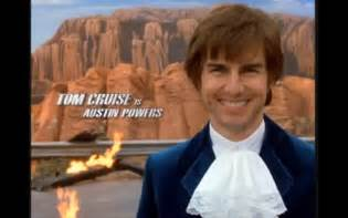Powers Tom Cruise Wallpaper Tom Cruise Powers In Goldmember