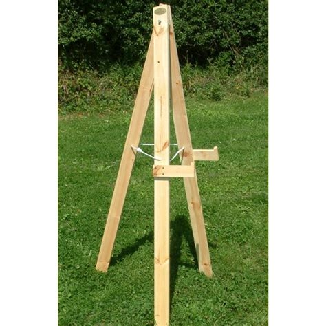 archery bow stand plans diy archery target stand pictures to pin on