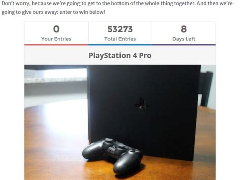Playstation Sweepstakes 2016 - makeuseof sony playstation 4 review giveaway sweepstakes