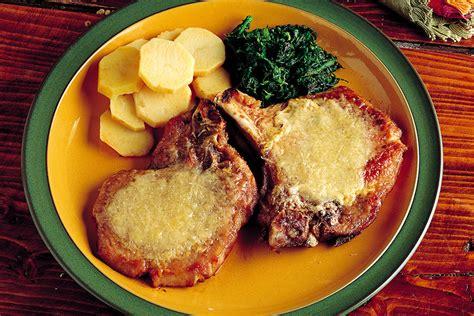 cucinare braciole di maiale padella ricetta braciole di maiale con senape la cucina italiana