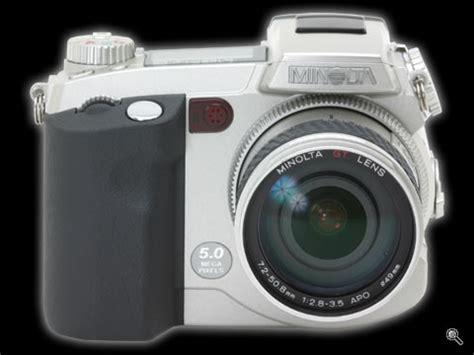 best cameras below 175 minolta dimage 7i review digital photography review
