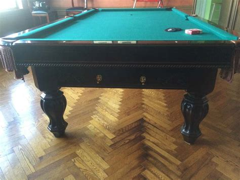 used brunswick pool tables for sale brunswick aristocrat pool table for sale 9